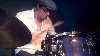 "Marlon Patton drum solo on ""Uncle Hank"" at Olde Crow 2011-08-26"