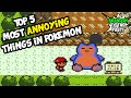 Top 5 Most ANNOYING Things In Pokemon