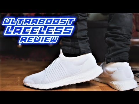 guardare sneakertalk adidas ultraboost laceless