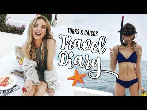 Turks and Caicos Travel Diary! | Dani Austin
