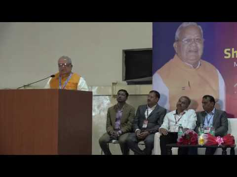 Inaugural Speech at 7th Indian Stainless Steel Houseware Show 2017 in Bangalore