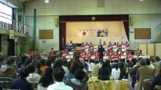 """熊本市立龍田小学校吹奏楽部""""たつだBBキッズ""""です。小学生ビッグバンドとして活動 しています。 2009年3月8日に開催されたラストコンサー..."""