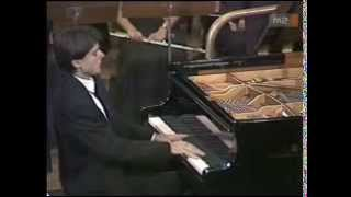 Gergely Bogányi - Liszt Piano Concerto No. 1 in E-flat major