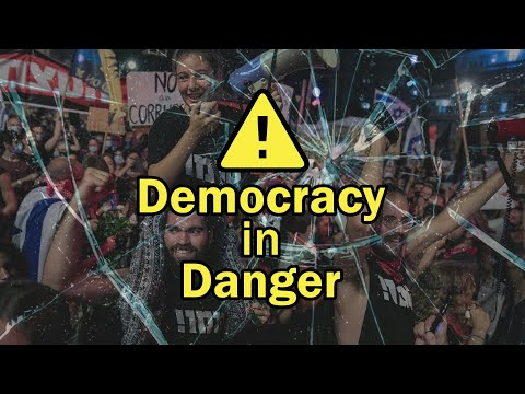 Democracy In Danger – With Roger Cohen And Naomi Chazan