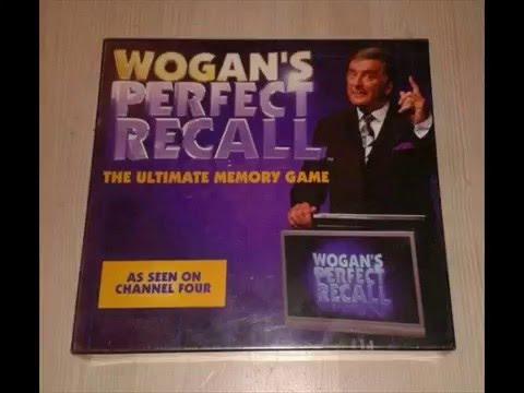 Wogan's Perfect Recall  Titles