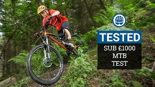 Best Mountain Bikes Under £1000