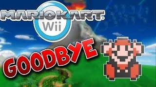 Tribut an Mario Kart Wii: Tschüss und mach