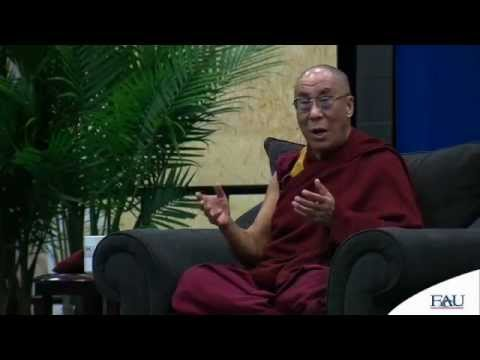 Dalai Lama speaks on Oneness Of Humanity and Human Affection