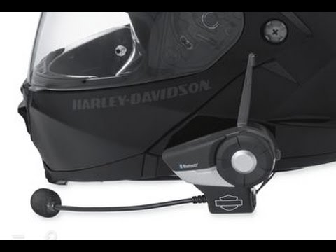 Boom Audio 20s Bluetooth Helmet Headset Youtube