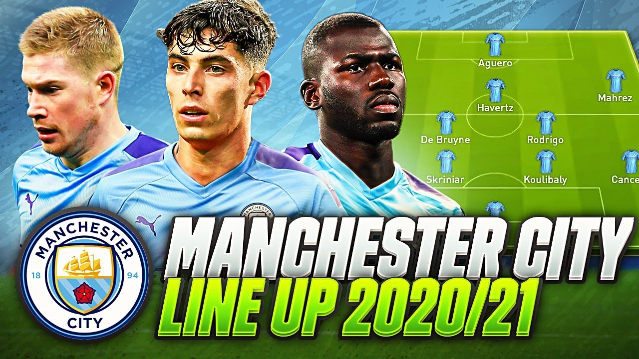 MANCHESTER CITY LINE- UP 2020/2021 & CONFIRMED TRANSFERS TARGETS SUMMER  2020/21| KOULIBALY & AKE🇳🇱 - YouTube