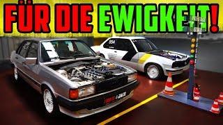 Ein Bild für die EWIGKEIT! - Audi 80 Quattro VS. Ascona B 3.0 TURBO! - Wichtige Veränderungen!