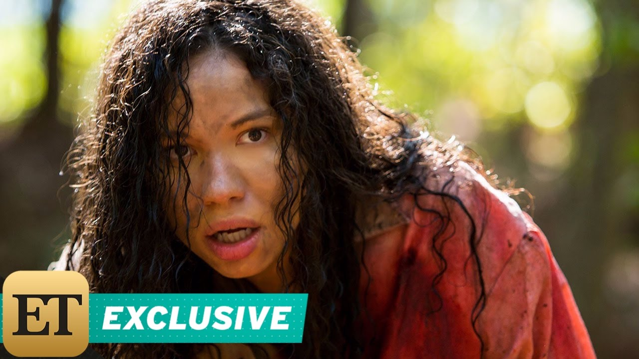 Exclusive Jurnee Smollett Bell On Being Buried Alive With Son