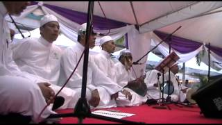 Selawat Hadrah - Ya Imamar Rusli Ya Sanadi - Marhaban Masjid Bukit Antarabangsa