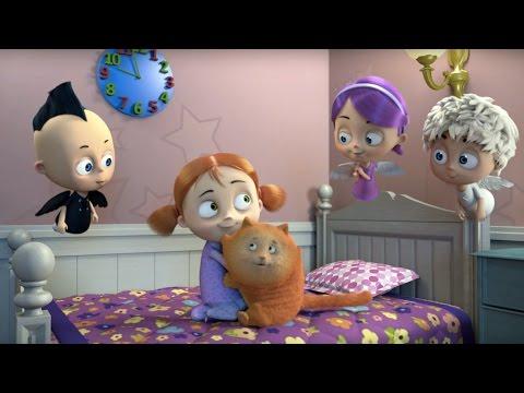 Ангел Бэби - Знаю, что не знаю - Развивающий мультик для детей (27 серия)