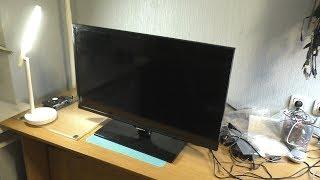 Нет изображения на Т/В Samsung UE32F5020 / Дешевый ремонт подсветки