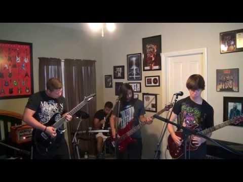 Dance Gavin Dance - Jesus H. Macy (Band Cover by amnesia.)