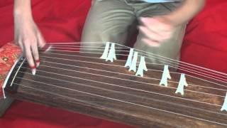 琴 わらべ唄 Warabe-uta (on koto) 演奏:Risei