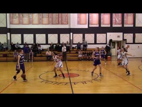 Marathon Girls BBall vs Union Springs (Video 2 of 4) 1-11-18