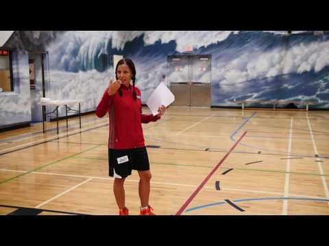 PACIFIC ACADEMY MS BASKETBALL COACHING CLINIC Part 2 Skills Time