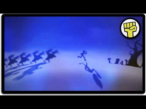 Gorillaz - Clint Eastwood (Ed Case/Sweetie Irie Remix) (Video)