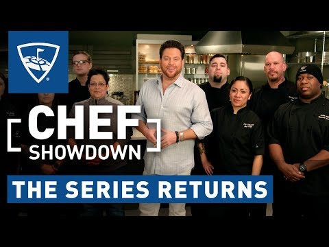 Chef Showdown | Season 2 Promo | Topgolf