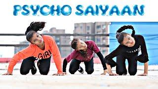 Gambar cover psycho saiyaan Full songs| dance Saaho | Sachet Tandon, Dhvani Bhanushali, Tanishk Bagchi