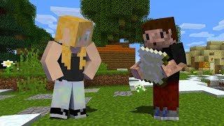 WIELKIE PLANY - Minecraft SURVI |AGU I ZIO LIVE