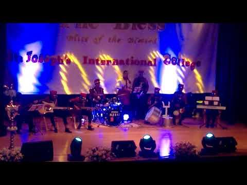 St. Joseph International College Milan Concert 03/03/18.