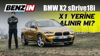 BMW X2 test sürüşü | X1 yerine tercih edilir mi?