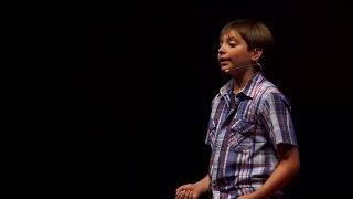 Contagiar la magia de la lectura   Matías White   TEDxCordoba