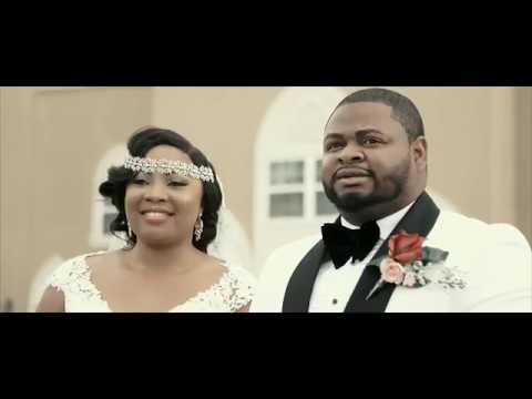 Une histoire d'amour | Nina & Emmanuel | Dallas | Congolese Wedding