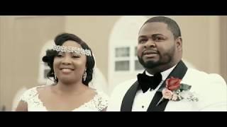 Une histoire d'amour   Nina & Emmanuel   Dallas   Congolese Wedding