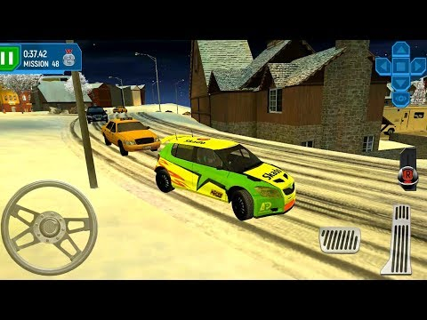 ski resort driving simulator 9 rally car android. Black Bedroom Furniture Sets. Home Design Ideas