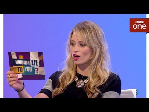 Did Kimberly Wyatt do the splits to fix her car? - Would I Lie To You: Series 11 Episode 1 - BBC One