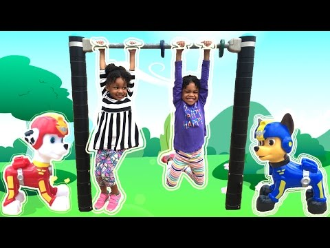 Kids Challenge And Naiah And Elli Toys Show Part