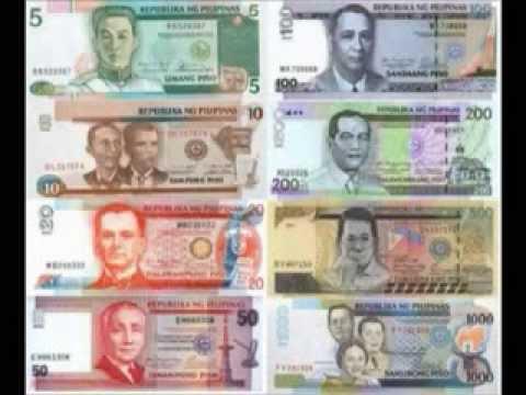 philippine money for kids