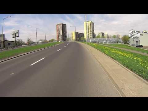 Rowerowa Warszawa - Rowerem po...Warszawie v. 9 (błoga niedziela)