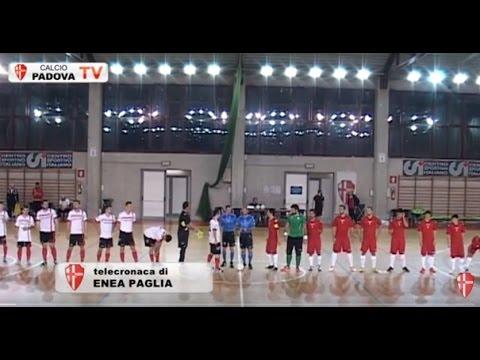 Partita Integrale: CALCIO PADOVA C5 - SCALIGERA 4-1    3° Giornata Serie C1