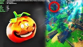 IT'S BACK!! *NEW* Tomato Head FOUND, RIP TOMATO TOWN, & SECRET Dungeon in Fortnite!