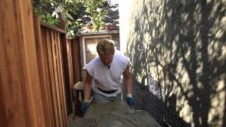 trowel for plastering