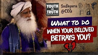 What To Do When Your Beloved Betrays You? #UnplugwithSadhguru thumbnail