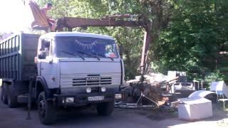 Вывоз металлолома в Санкт-Петербурге(ООО