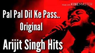 Kal Tujhko Dekha Tha Maine Apne Aangan Me | Arijit Singh | What's app Status with Lyrics |