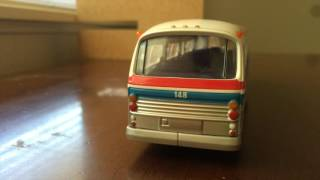 My 1985 GMDD New Look Bus #148