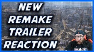 New Final Fantasy 7 Remake Opening Movie Trailer Reaction!