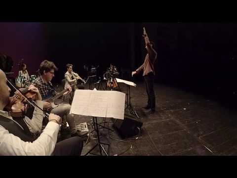Point ones, Alexander Schubert l Sinfonietta Container