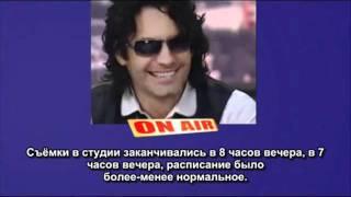 Radio-entervista de Mario Cimarro en Radio Gran Rosario F.M.88.9 Argentina (2 parte) con rus. sub.