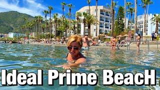 Турция 2021 UALL за 285 долларов Отель Ideal Prime Beach 5 Отдых в Мармарисе 2021 Мармарис 2021