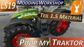 "[""LS19"", ""FS19"", ""Landwirtschafts Simmulator"", ""Modvorstellungen"", ""Playtest"", ""gameplay"", ""Hof Hirschfeld"", ""Hirschfeld Logistics"", ""Farming Simmulator"", ""Courseplay"", ""Modding"", ""Mod"", ""Pimp my Tractor"", ""Pimp my Traktor"", ""Materialien im Mod"", ""Chrom"","