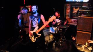 DIRT CANNON - RELEASE THE LIONS + HOLD ME DOWN LIVE @ SCANNER BAR QC 2013